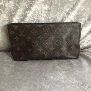 Louis Vuitton Monogram Pouch - Trotteur w/no strap
